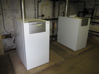 commercial Heating Systems Worcester Park