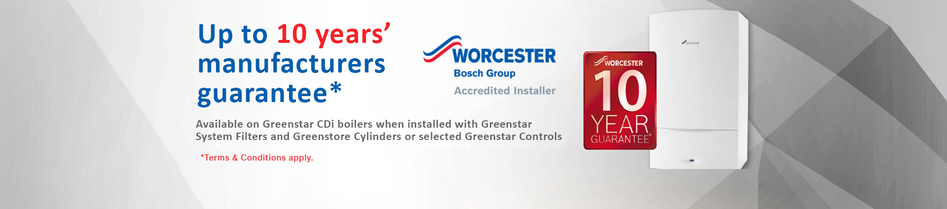 Worcester Boiler Guarantee Twickenham
